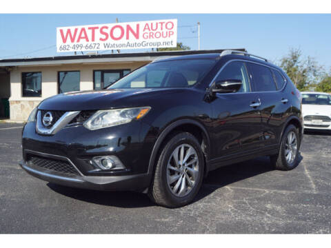 2014 Nissan Rogue for sale at Watson Auto Group in Fort Worth TX