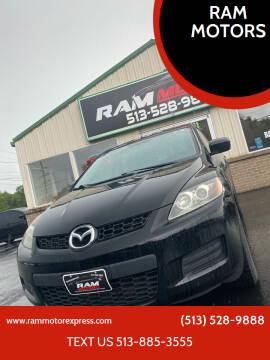 2008 Mazda CX-7 for sale at RAM MOTORS in Cincinnati OH