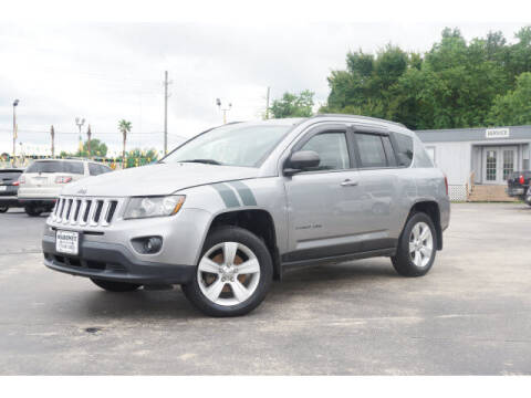 2014 Jeep Compass for sale at Maroney Auto Sales in Humble TX