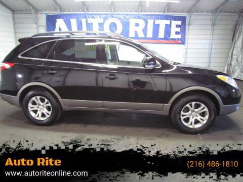 2011 Hyundai Veracruz for sale at Auto Rite in Cleveland OH