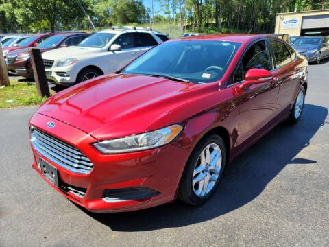 2013 Ford Fusion for sale at GA Auto IMPORTS  LLC in Buford GA