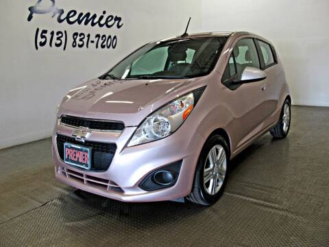 2013 Chevrolet Spark for sale at Premier Automotive Group in Milford OH