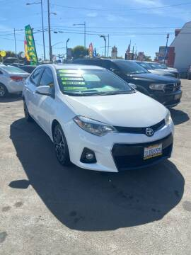 2015 Toyota Corolla for sale at LA PLAYITA AUTO SALES INC - 3271 E. Firestone Blvd Lot in South Gate CA