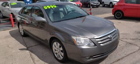 2007 Toyota Avalon for sale at Nationwide Auto Group in Melrose Park IL