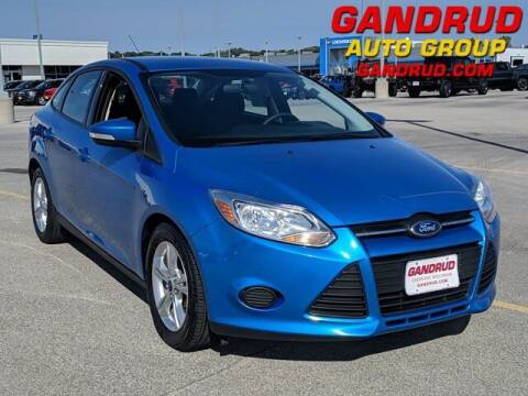 2013 Ford Focus for sale at Gandrud Dodge in Green Bay WI