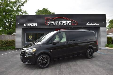 2020 Mercedes-Benz Metris for sale at Gulf Coast Exotic Auto in Biloxi MS