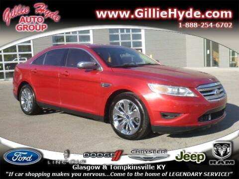2011 Ford Taurus for sale at Gillie Hyde Auto Group in Glasgow KY