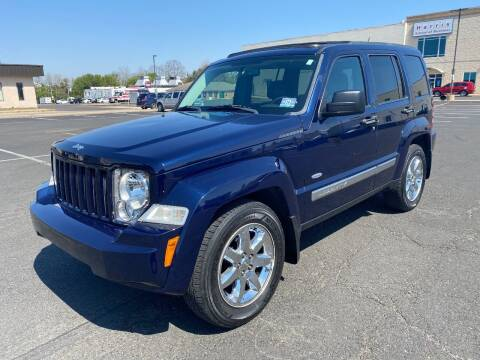 2012 Jeep Liberty for sale at CAR SPOT INC in Philadelphia PA