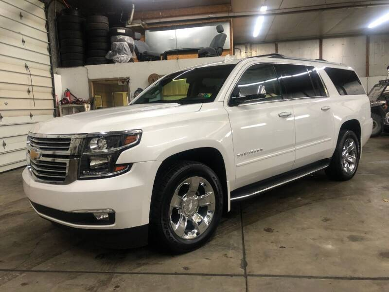 2017 Chevrolet Suburban for sale at T James Motorsports in Gibsonia PA