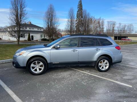2013 Subaru Outback for sale at Chris Auto South in Agawam MA