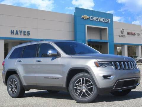 2018 Jeep Grand Cherokee for sale at HAYES CHEVROLET Buick GMC Cadillac Inc in Alto GA