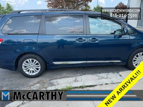 2011 Toyota Sienna for sale at Mr. KC Cars - McCarthy Hyundai in Blue Springs MO