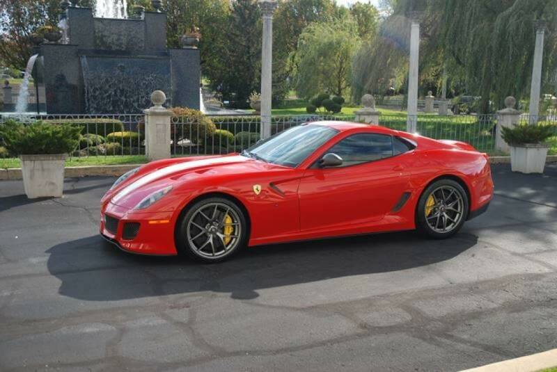 2011 Ferrari 599 GTO for sale at Professional Automobile Exchange in Bensalem PA