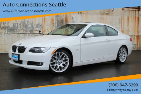 2008 BMW 3 Series for sale at Auto Connections Seattle in Seattle WA