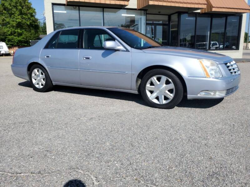 2006 Cadillac DTS for sale at Ron's Used Cars in Sumter SC