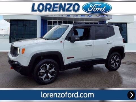 2020 Jeep Renegade for sale at Lorenzo Ford in Homestead FL