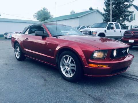 2005 Ford Mustang for sale at Tip Top Auto North in Tipp City OH