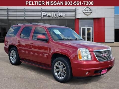 2014 GMC Yukon for sale at TEX TYLER Autos Cars Trucks SUV Sales in Tyler TX