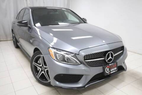 2017 Mercedes-Benz C-Class for sale at EMG AUTO SALES in Avenel NJ