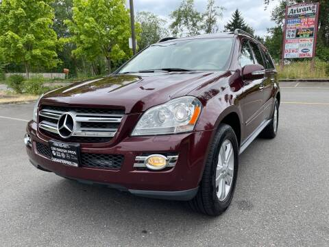 2007 Mercedes-Benz GL-Class for sale at CAR MASTER PROS AUTO SALES in Lynnwood WA