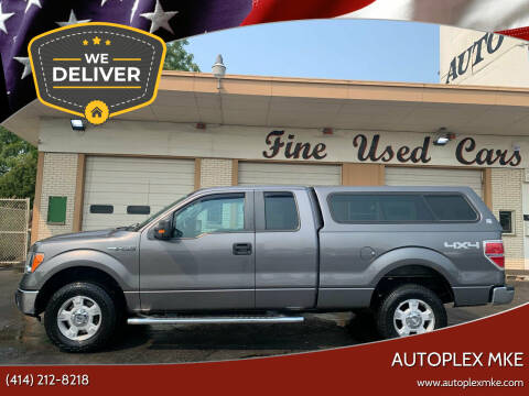 2013 Ford F-150 for sale at Autoplexmkewi in Milwaukee WI