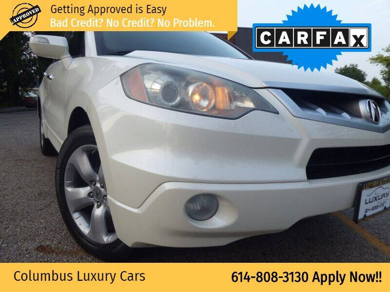 2008 Acura RDX for sale at Columbus Luxury Cars in Columbus OH