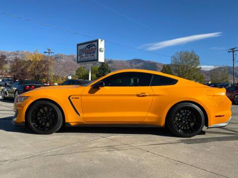 2019 Ford Mustang for sale at Haacke Motors in Layton UT