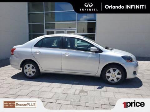 2008 Toyota Yaris for sale at Orlando Infiniti in Orlando FL