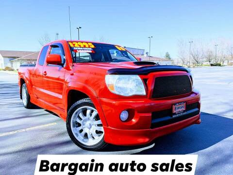 2006 Toyota Tacoma for sale at Bargain Auto Sales LLC in Garden City ID
