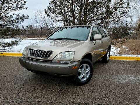 2002 Lexus RX 300 for sale at Excalibur Auto Sales in Palatine IL
