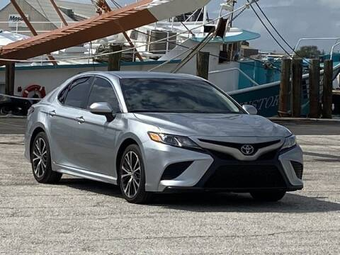 2019 Toyota Camry for sale at Pioneers Auto Broker in Tampa FL