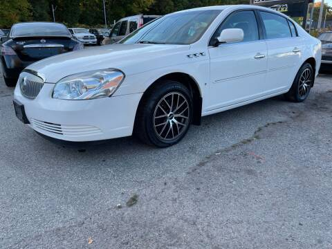 2008 Buick Lucerne for sale at MEE Enterprises Inc in Milford MA