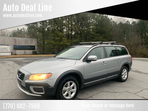 2008 Volvo XC70 for sale at Auto Deal Line in Alpharetta GA