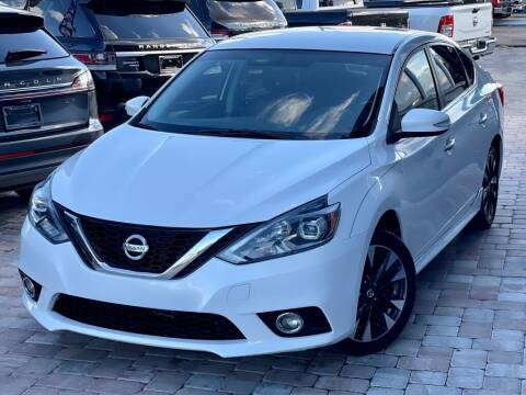 2016 Nissan Sentra for sale at Unique Motors of Tampa in Tampa FL