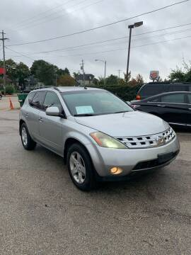 2003 Nissan Murano for sale at Big Bills in Milwaukee WI
