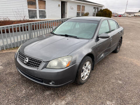 2006 Nissan Altima for sale at Strait-A-Way Auto Sales LLC in Gaylord MI