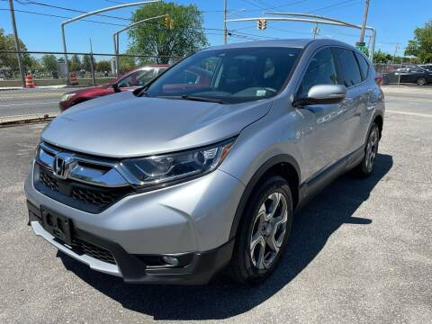 2018 Honda CR-V for sale at American Best Auto Sales in Uniondale NY
