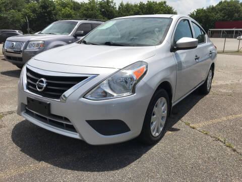2017 Nissan Versa for sale at Certified Motors LLC in Mableton GA