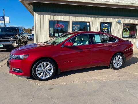 2018 Chevrolet Impala for sale at Murphy Motors Next To New Minot in Minot ND