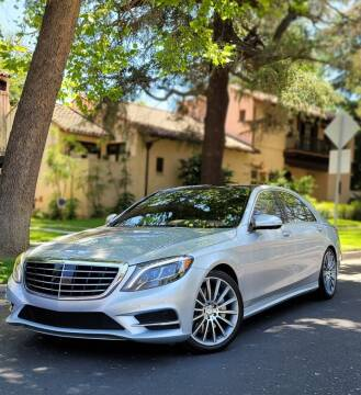 2016 Mercedes-Benz S-Class for sale at LA Ridez Inc in North Hollywood CA