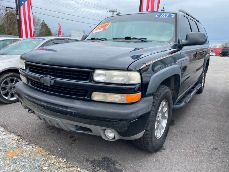 2005 Chevrolet Suburban for sale at Cars for Less in Phenix City AL