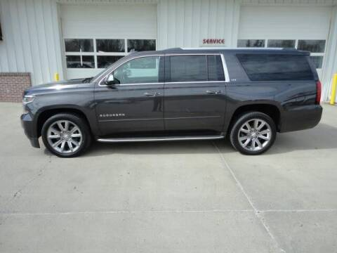 2016 Chevrolet Suburban for sale at Quality Motors Inc in Vermillion SD