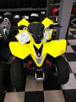 2020 Suzuki LTZ-90 for sale at Irv Thomas Honda Suzuki Polaris in Corpus Christi TX