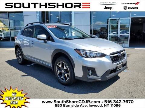 2018 Subaru Crosstrek for sale at South Shore Chrysler Dodge Jeep Ram in Inwood NY