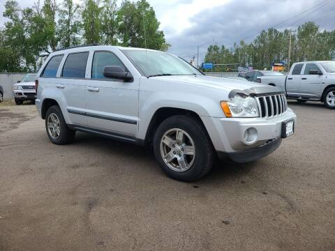 2007 Jeep Grand Cherokee for sale at Universal Auto Sales in Salem OR