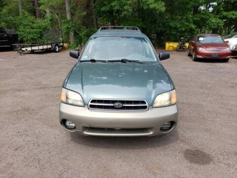 2002 Subaru Outback for sale at 1st Priority Autos in Middleborough MA