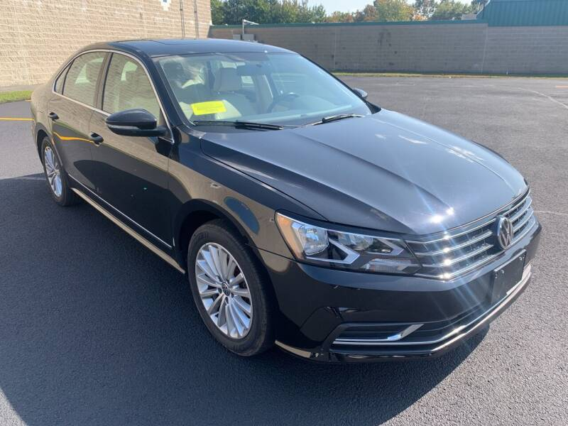 2017 Volkswagen Passat for sale at South Shore Auto Mall in Whitman MA