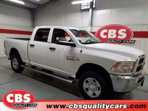 2018 RAM Ram Pickup 2500 for sale at CBS Quality Cars in Durham NC