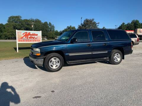 2004 Chevrolet Suburban for sale at Madden Motors LLC in Iva SC