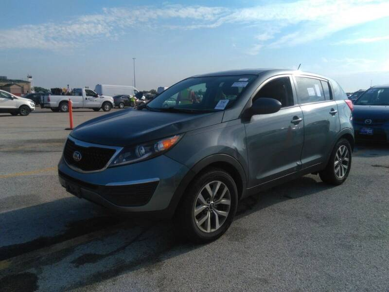 2015 Kia Sportage for sale at Pay Less Auto Sales Group inc in Hammond IN